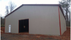Top supplier of structures such as standard Metal Carports, Enclosed Garages, RV Covers, and Commercial-Grade buildings. We can customize nearly any steel structure to meet your needs. WE MAKE IT EASY.